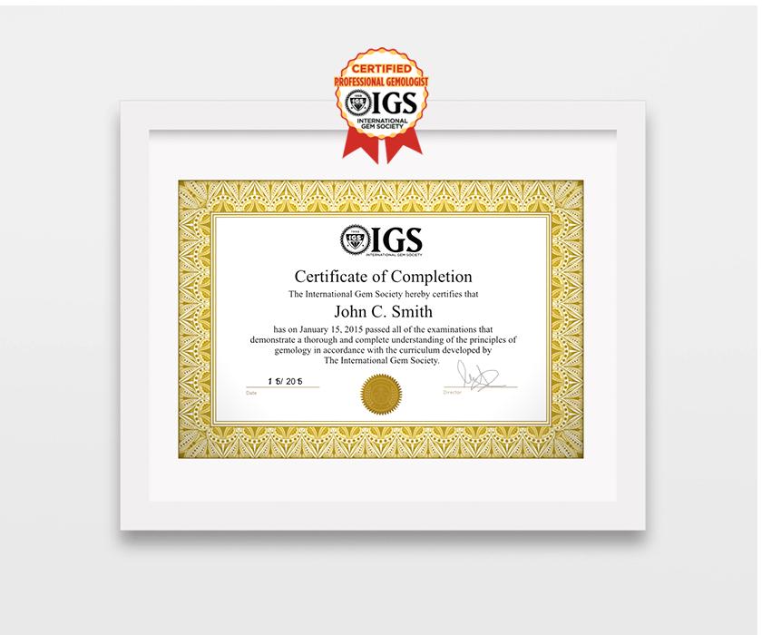 Membership - International Gem Society