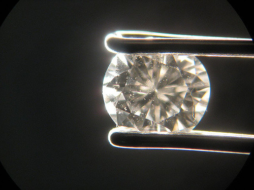 recutting diamonds - VS1 diamond