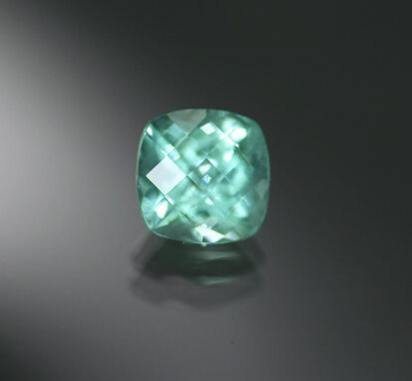 greenish blue tourmaline - Afghanistan