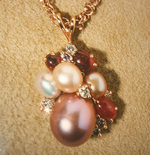 Lake Biwa pearls