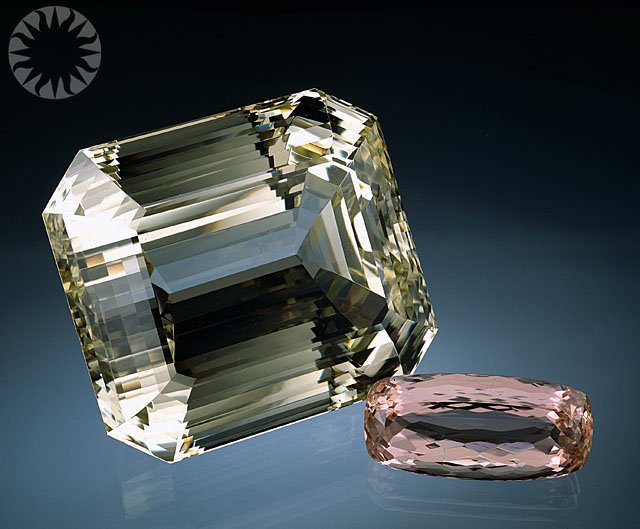 faceting advice - kunzite and topaz