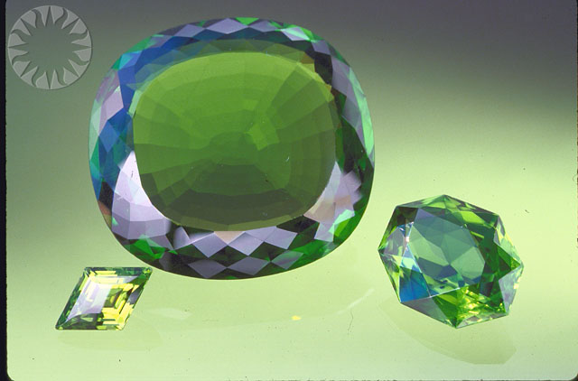 world's largest cut peridot