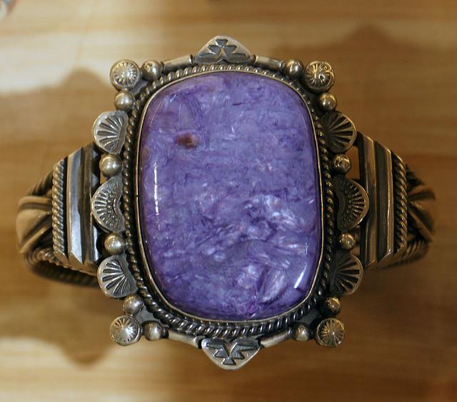 charoite - bracelet