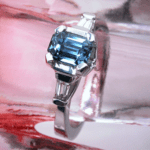 clarity grading - color change sapphire