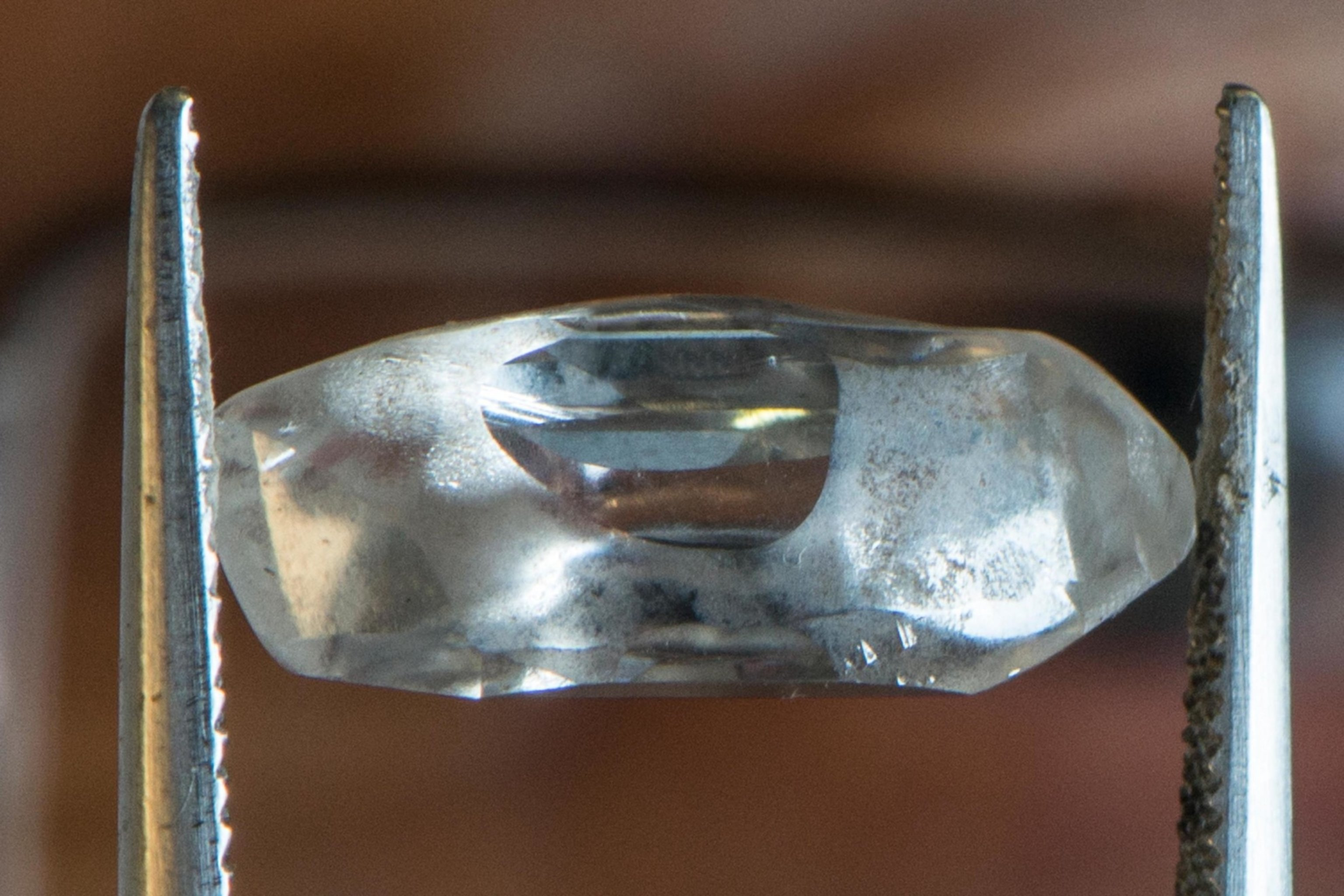 Esperanza Diamond rough - gem hunting in the US