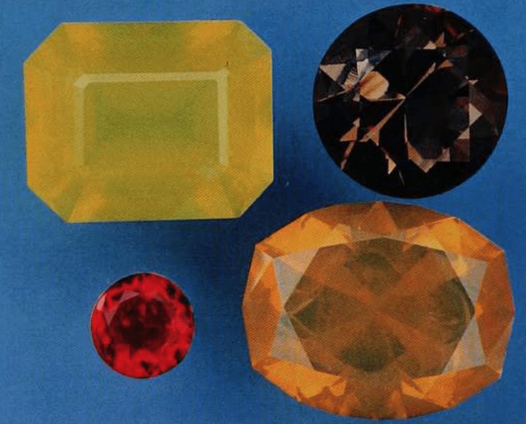 fire opal gems