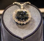 grading colored diamonds - the Hope Diamond