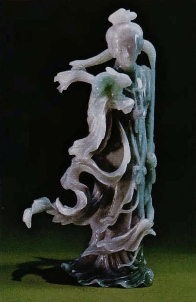 Jadeite Carving - Myanmar