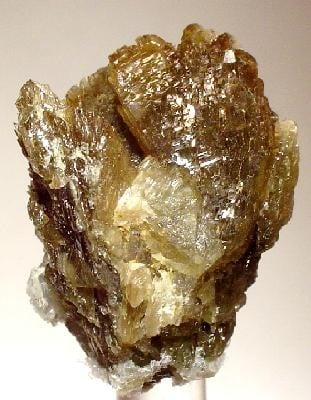 axinite crystals - Japan