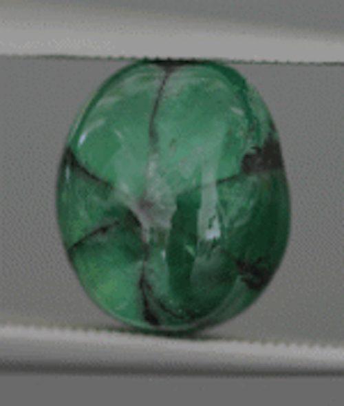 trapiche emerald - Colombia