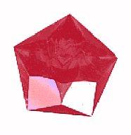 Pentafan Design - Almandine Garnet
