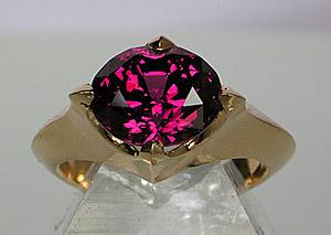 appraising gems - tanga garnet