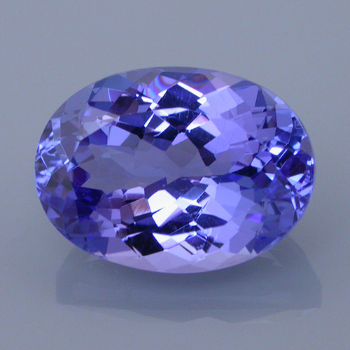 and cts purple oval tanzanite pair violet blue