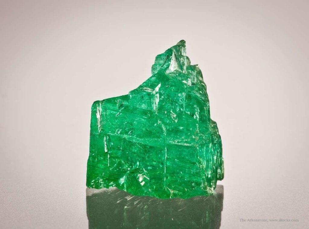 paraíba tourmaline crystal - Brazil