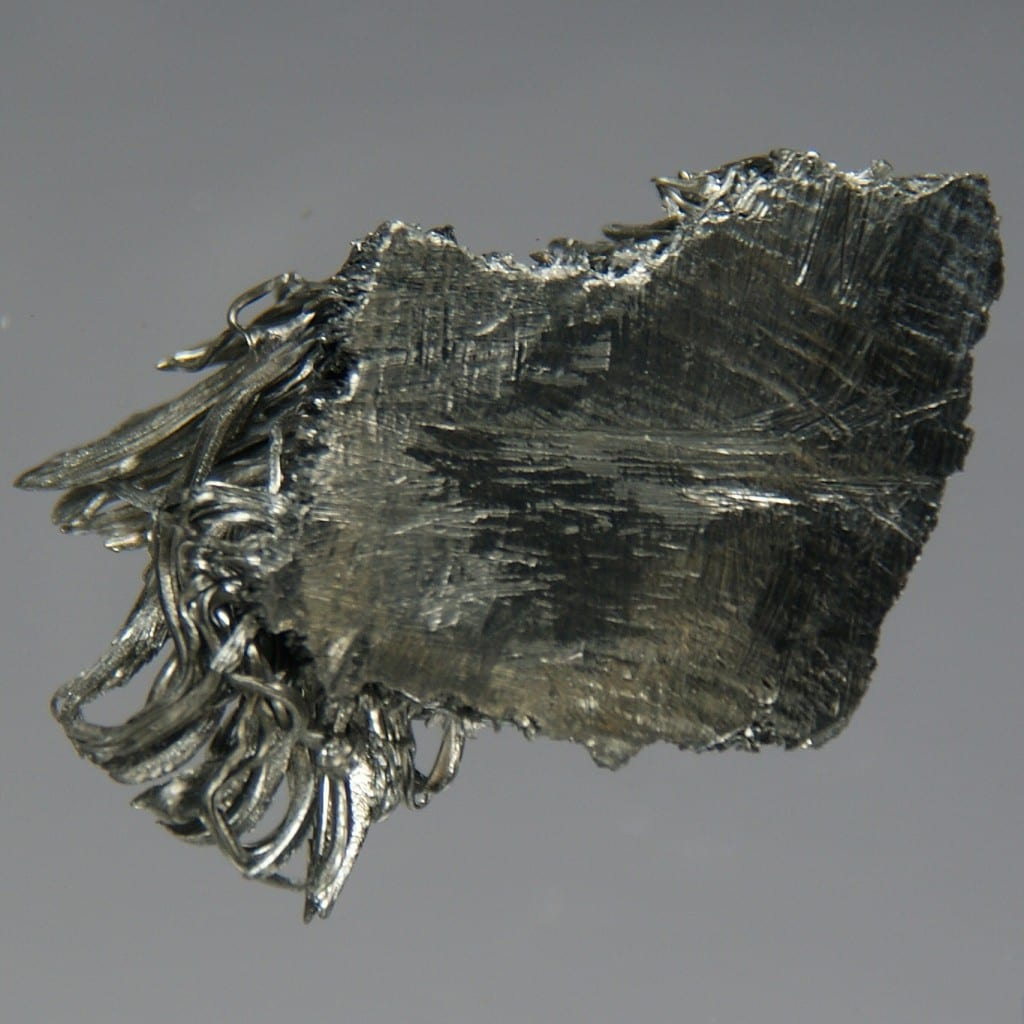 Yttrium - Used to make synthetic garnet YAG.