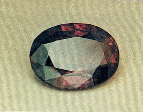 alexandrite - incandescent - gem species and varieties