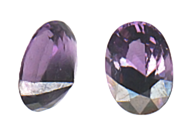 Asymmetrical Cut - gem grading