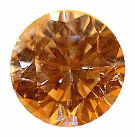 The cut of Champagne colored diamonds cannot be fairly compared with near colorless stones.