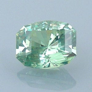 demantoid Barion cut - faceting styles