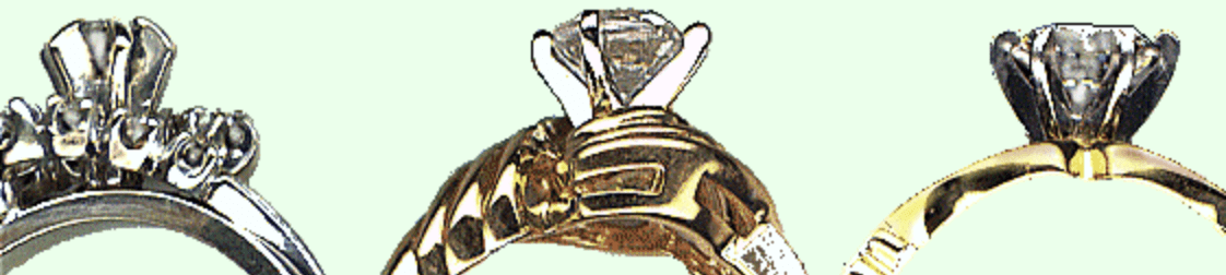 Jewelry nomenclature gem settings international gem society gem settings wedding rings aloadofball Image collections