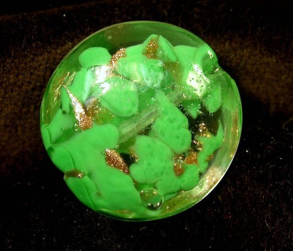 aventurine - glass gemstones