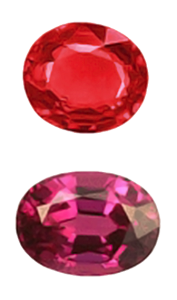 Large vs. Small Windowed Gemstones