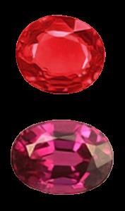 Large vs. Small Windowed Gemstones