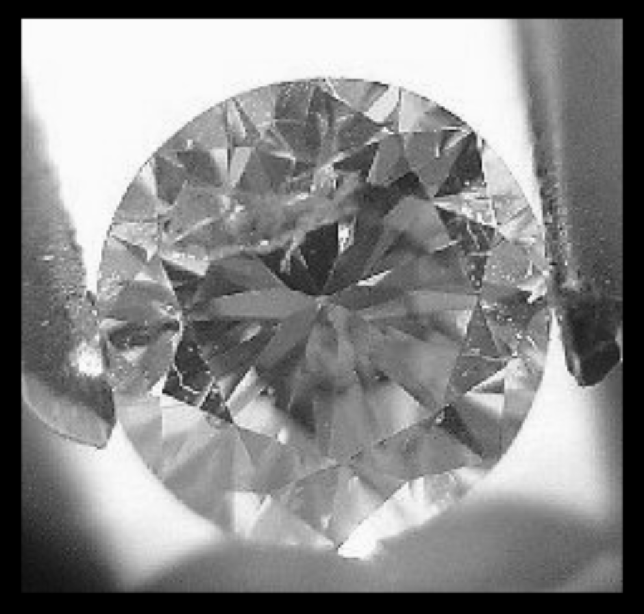 modern diamond cut grading - cut diamond