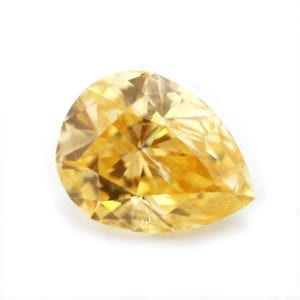 orange-yellow diamond