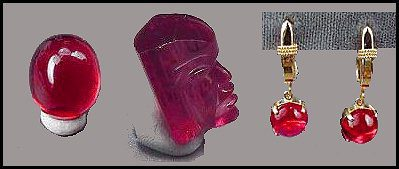 Rubelite Jewelry and Gemstone Information