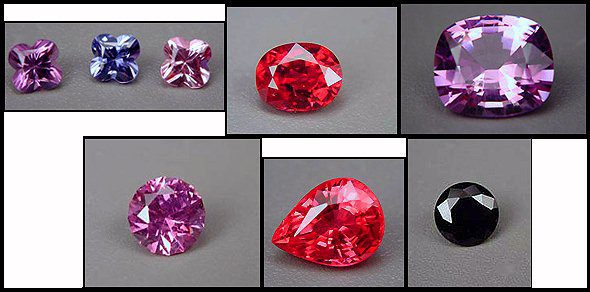 spinel gems from around the world 4