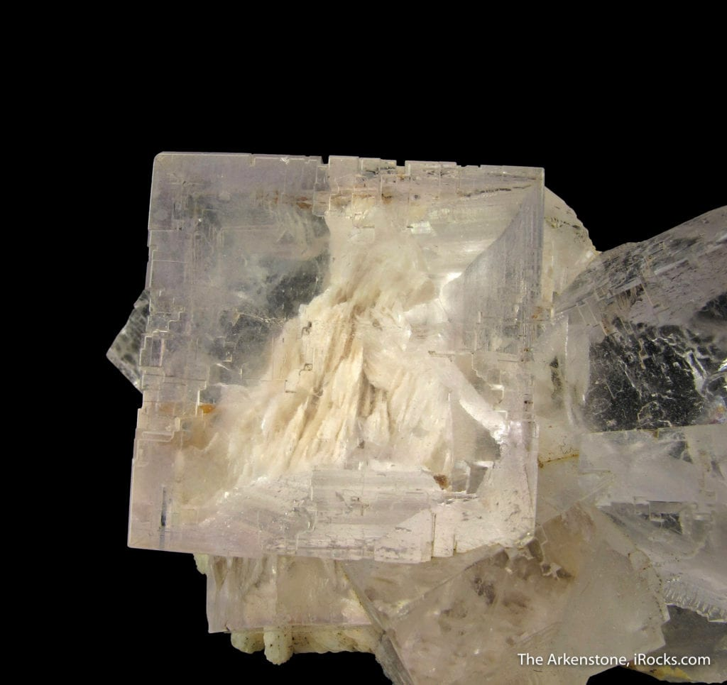 crystallography - bladed baryte