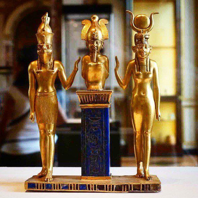 lapis lazuli pendant - Egypt