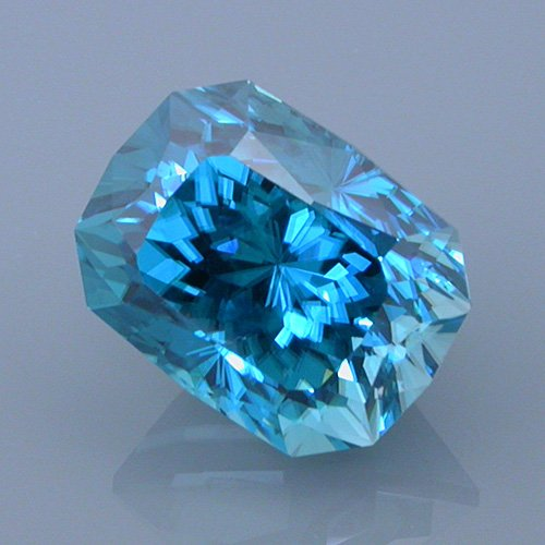 zircon 16 after - repaired and recut gems