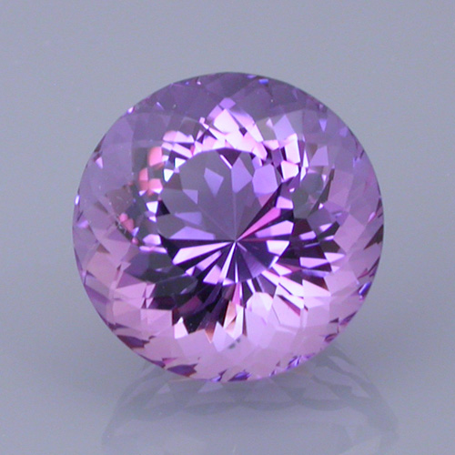 amethyst 32 after - repaired and recut gems