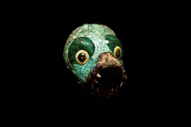 turquoise symbolism - mosaic