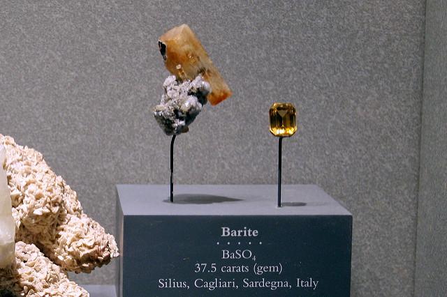 barite - Italy