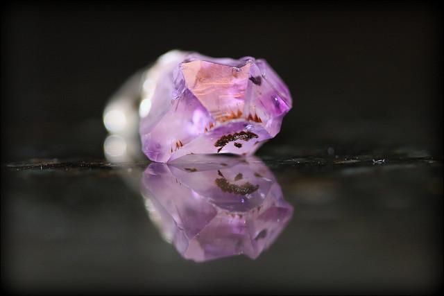 amethyst symbolism - crystal