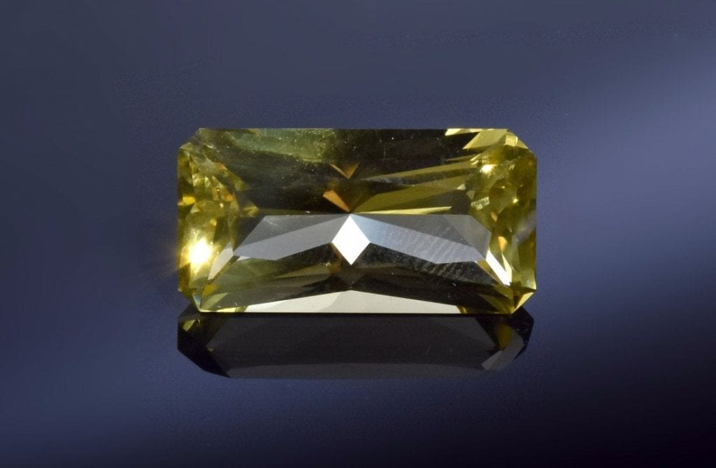 Ouro Verde or Lemon Quartz