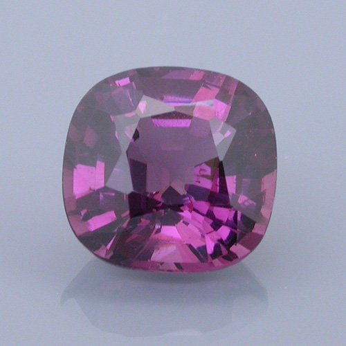 spinel 47 before - repaired and recut gems