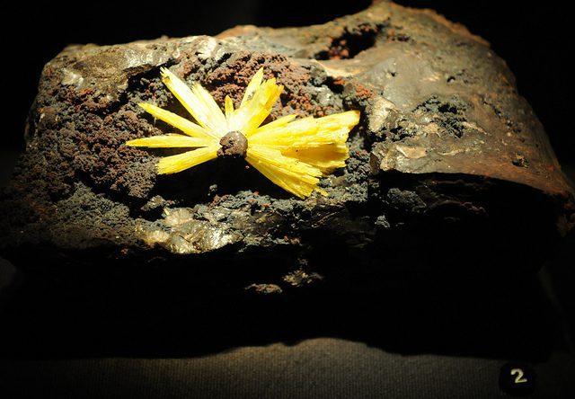 legrandite mineral