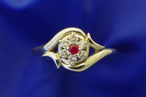 ruby symbolism - ring
