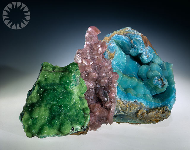 smithsonite specimens from the Smithsonian Institution