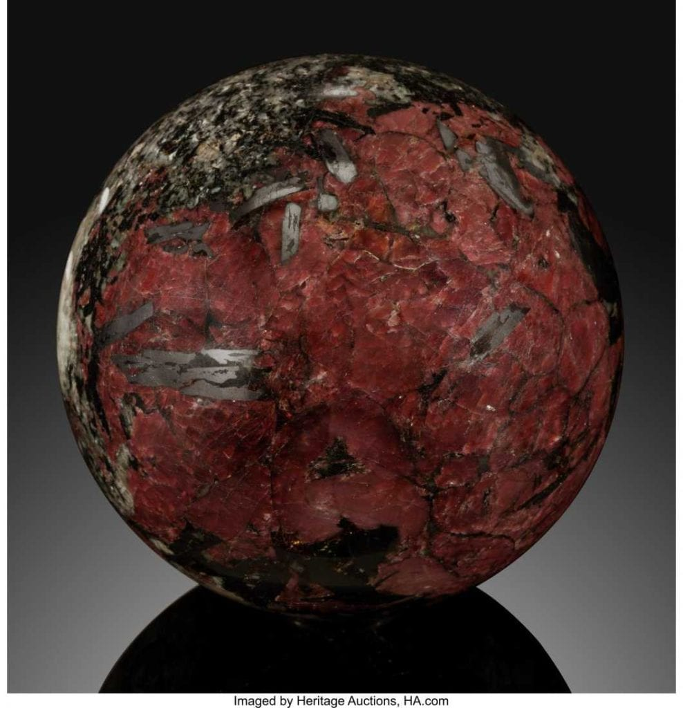eudialyte sphere - Canada