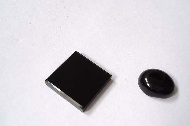 """Black Onyx"" by Mauro Cateb is licensed under CC By 2.0"