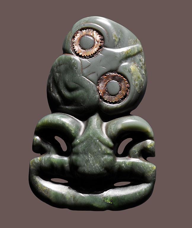 jade symbolism - Maori hei-tiki
