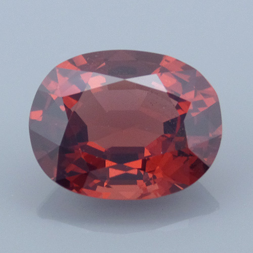 spinel 75 before - repaired and recut gems