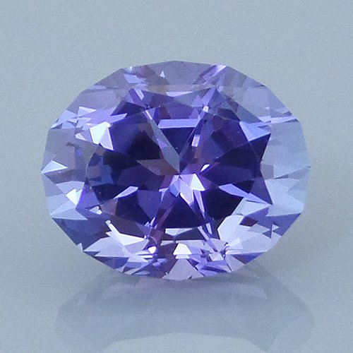 tanzanite 78 after - repaired and recut gems
