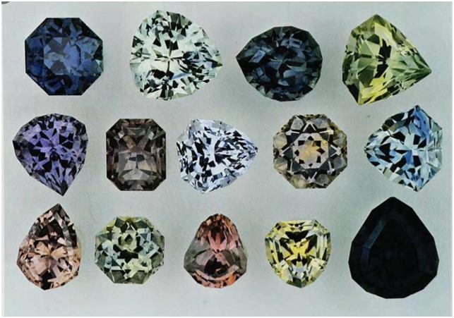 Resultado de imagen para corindon gemstones