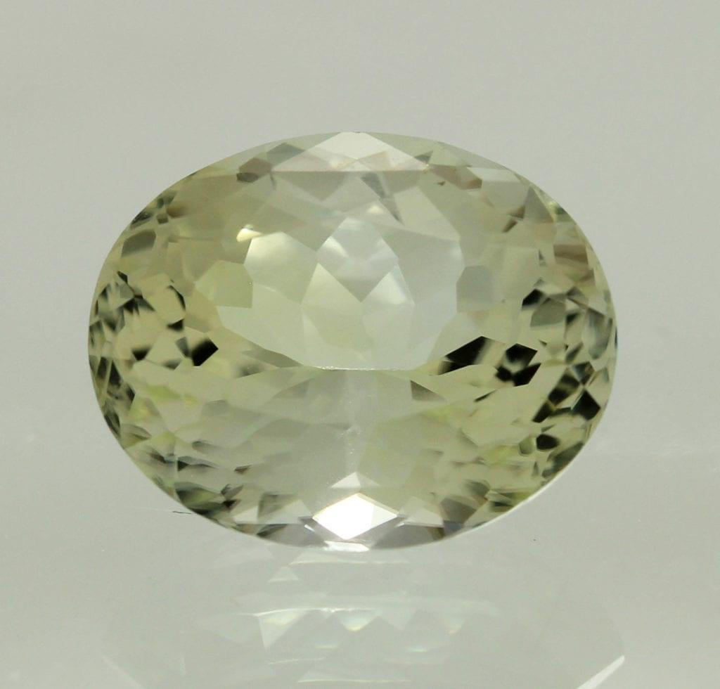 light yellow datolite - Russia